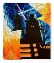 Vader Fleece Blanket