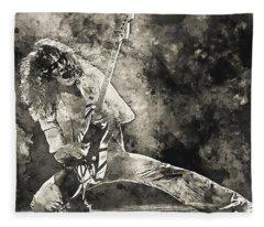Van Halen - 09 Fleece Blanket