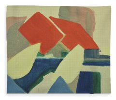 Vastkusten, West Coast,hamburgsund 1985_1249 Up To 120 X 90 Cm Fleece Blanket