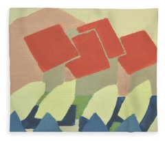 Vastkusten, West Coast,hamburgsund 1985_1250 Up To 90 X 60 Cm Fleece Blanket
