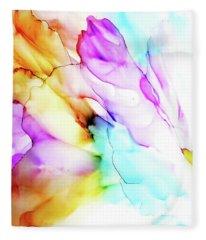 Veda Fleece Blanket