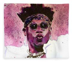 Velveteen Dream Fleece Blanket