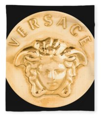Versace Jewelry-1 Fleece Blanket