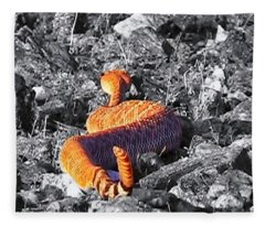 Vibora Fleece Blanket