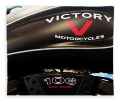 Victory 106 111116 Fleece Blanket