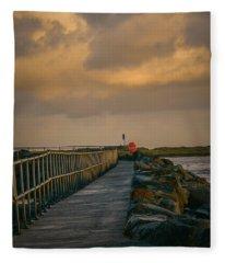 View At Staffin 1 #g9 Fleece Blanket