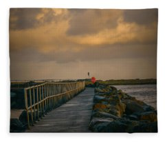 View At Staffin 1 #g9 Fleece Blanket
