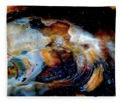 Vilano Sea Shell Constellation Fleece Blanket