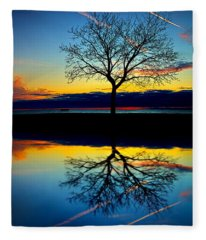Vows Fleece Blanket