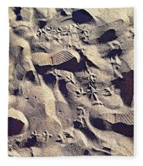 Waikiki Sand Fleece Blanket
