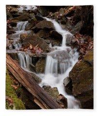 Walden Creek Cascade Fleece Blanket