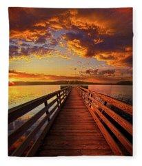 Walkyn Skywyrd Fleece Blanket