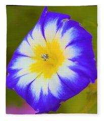 Wallflower Fleece Blanket