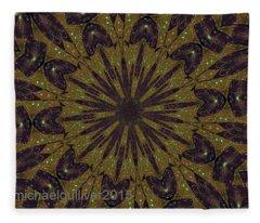 Wallpaper Fleece Blanket