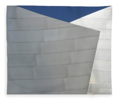 Walt Disney Concert Hall 20 Fleece Blanket