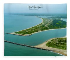 Washburns Island Fleece Blanket
