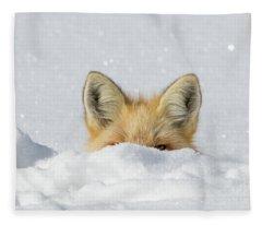 Watchful Eye Fleece Blanket