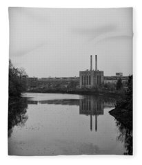 Water Factory Fleece Blanket