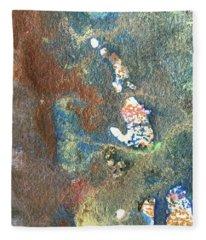 Waterburst Fleece Blanket