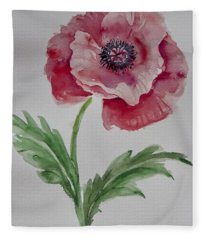 Watercolor Series 211 Fleece Blanket