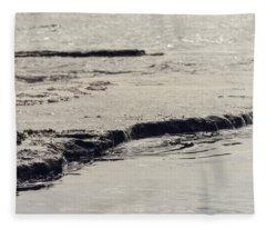 Water's Edge Fleece Blanket