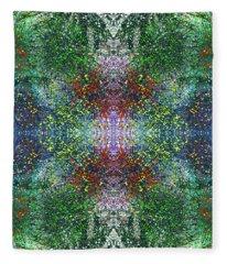 Wavelength Of Gratefulness #1489 Fleece Blanket