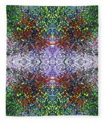 Wavelength Of Gratefulness #1493 Fleece Blanket