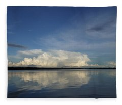 Weather From Tampa Bay 871 Fleece Blanket