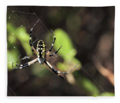 Web Builder Fleece Blanket