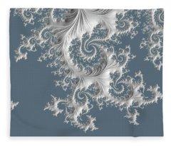 Wedgwood Fleece Blanket