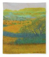 West Dakota Reverie Fleece Blanket