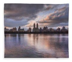 West Side Story Fleece Blanket