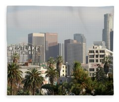 Westlake, Los Angeles Fleece Blanket