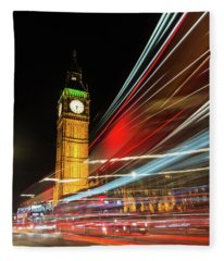 Westminster Fleece Blanket