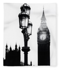 Westminster - London Fleece Blanket