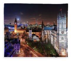 Westminster Fleece Blanket