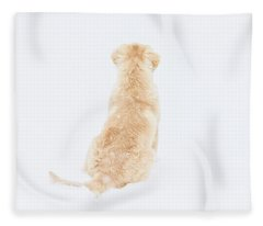 What Do You See? Fleece Blanket