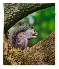 Whata Nut Fleece Blanket