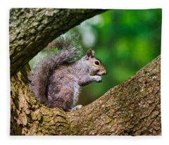 Whata Nut Fleece Blanket