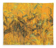 Wheatscape 6343 Fleece Blanket
