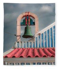 When The Bells Ring Fleece Blanket