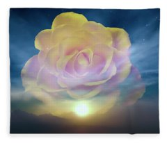 Where Dreams Come True 5 Fleece Blanket