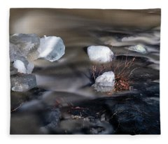 Whetstone Jewels Fleece Blanket