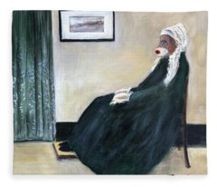 Whistlin Mother Fleece Blanket