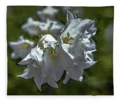White Bells #g5 Fleece Blanket