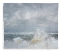 White Water Fleece Blanket
