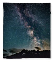 Whitehorse Milky Way Fleece Blanket