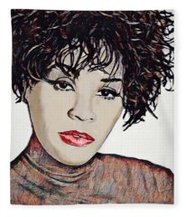 Whitney Fleece Blanket