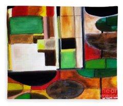 Wholeness Fleece Blanket