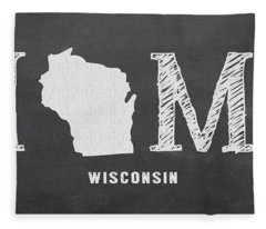 Wi Home Fleece Blanket
